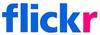 flickerロゴ