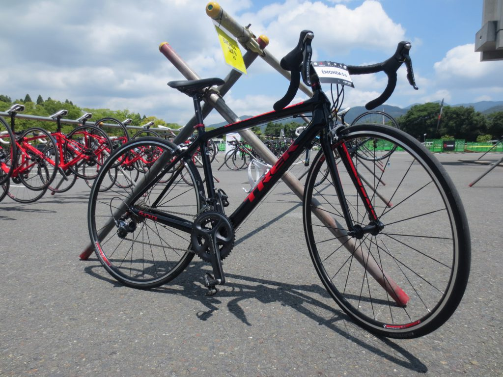 TREK WORLD 2015 TEST RIDE S