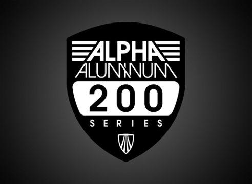 alpha aluminium 200 series