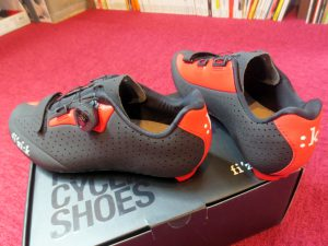 fizik r5b uomo black red
