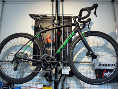 2017 TREK DOMANE SL 5 DISC