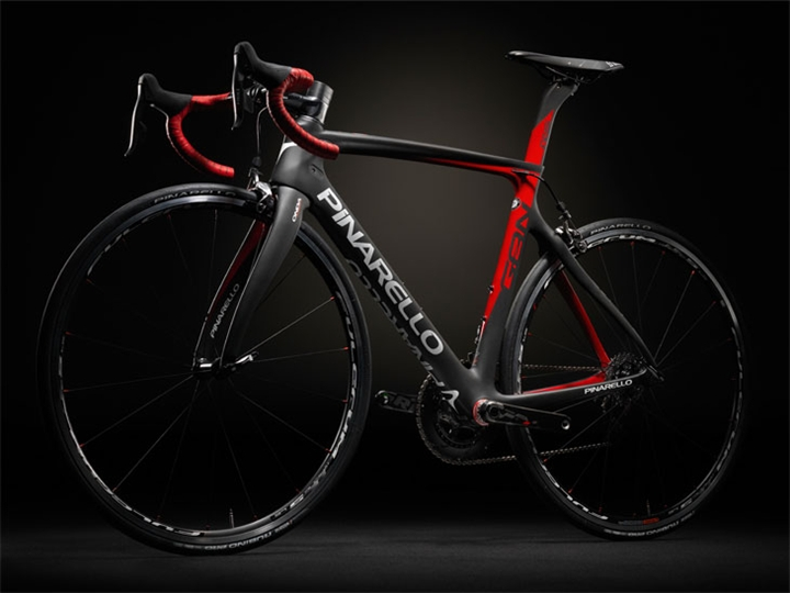 2017 PINARELLO GAN RS BLK_RED