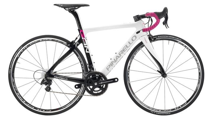 2017 pinarello gan s ultegra pink