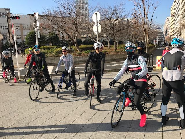 2017サイクルパインの忘年ライド_忘年会