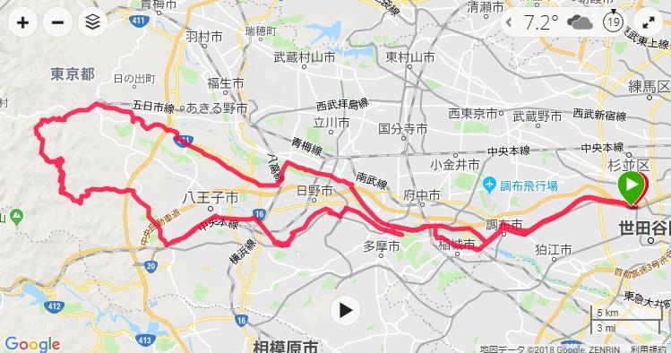 2018サイクルパインの忘年ライド&忘年会 (14)