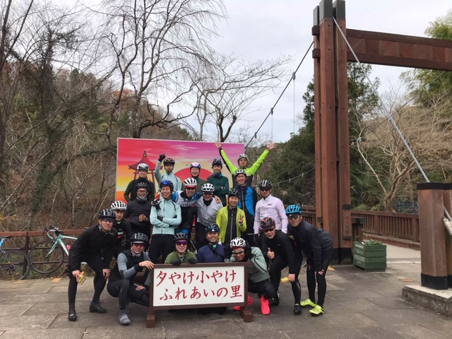 2018サイクルパインの忘年ライド&忘年会 (13)
