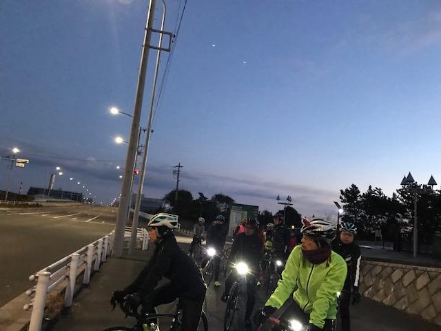 サイクルパインのライドイベント