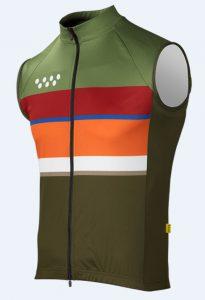 Men's Cycling Gilets_fern