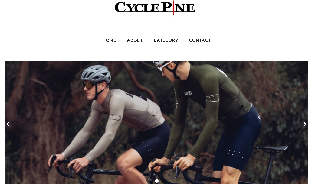 CyclePine EC Shop