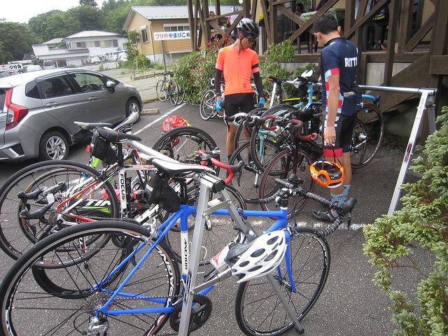 サイクルパインの箱根ロングライド