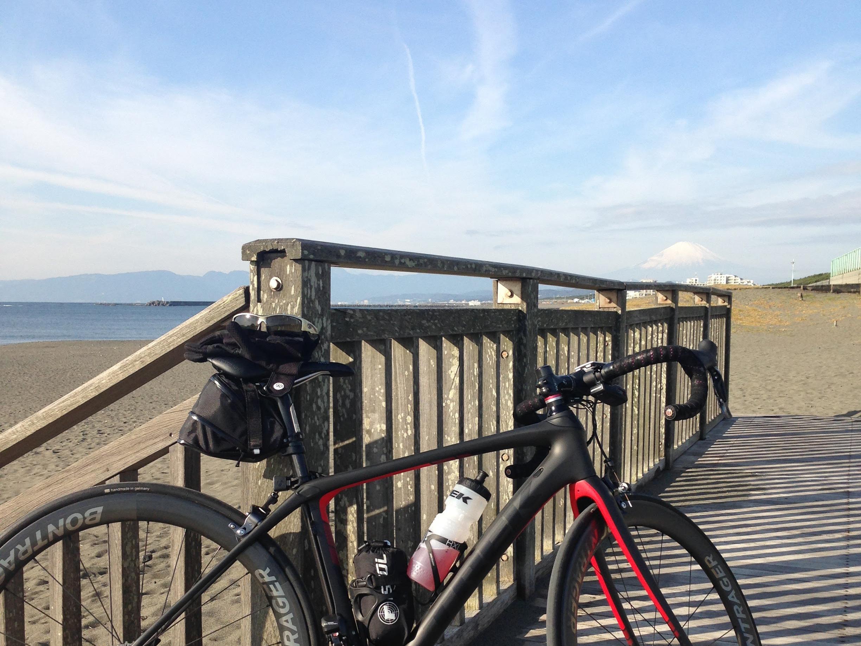サイクルパインの江の島・鎌倉ロングライド