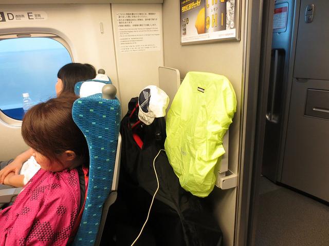 しまなみ海道新幹線輪行